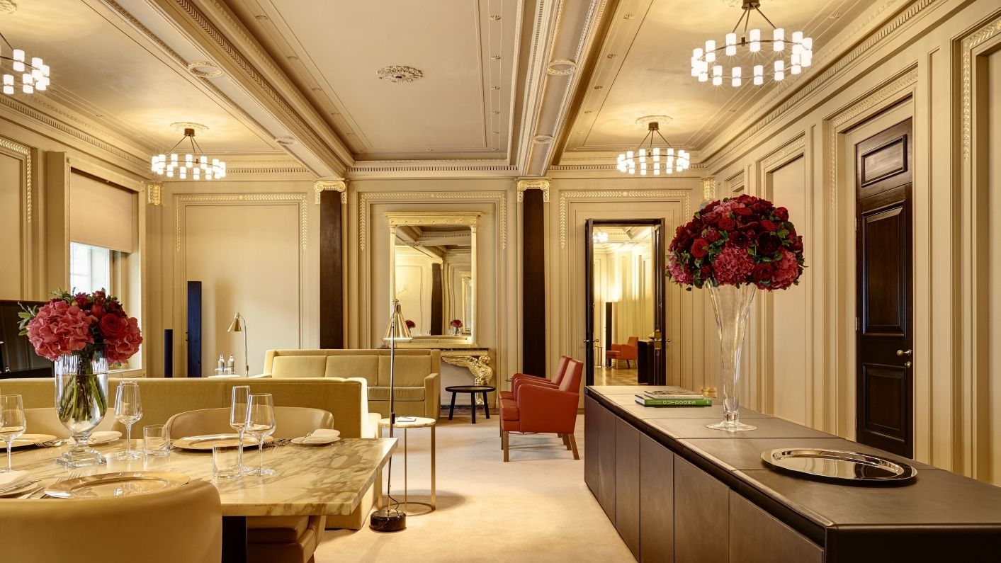 Suite Empire | Hotel Café Royal Londres