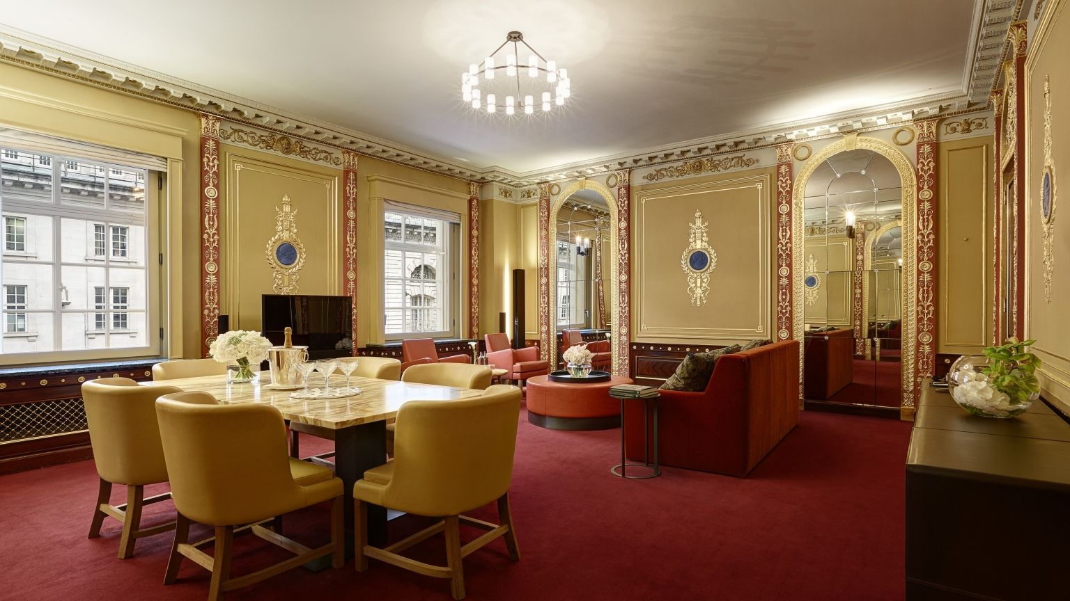 Suite Club | Hotel Café Royal Londres