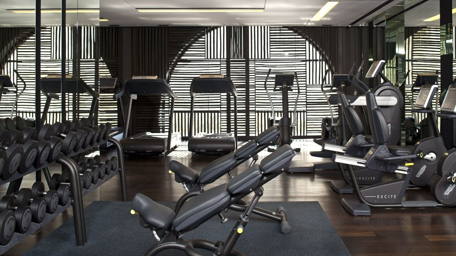 Akasha - Fitness Center | Mamilla Hotel