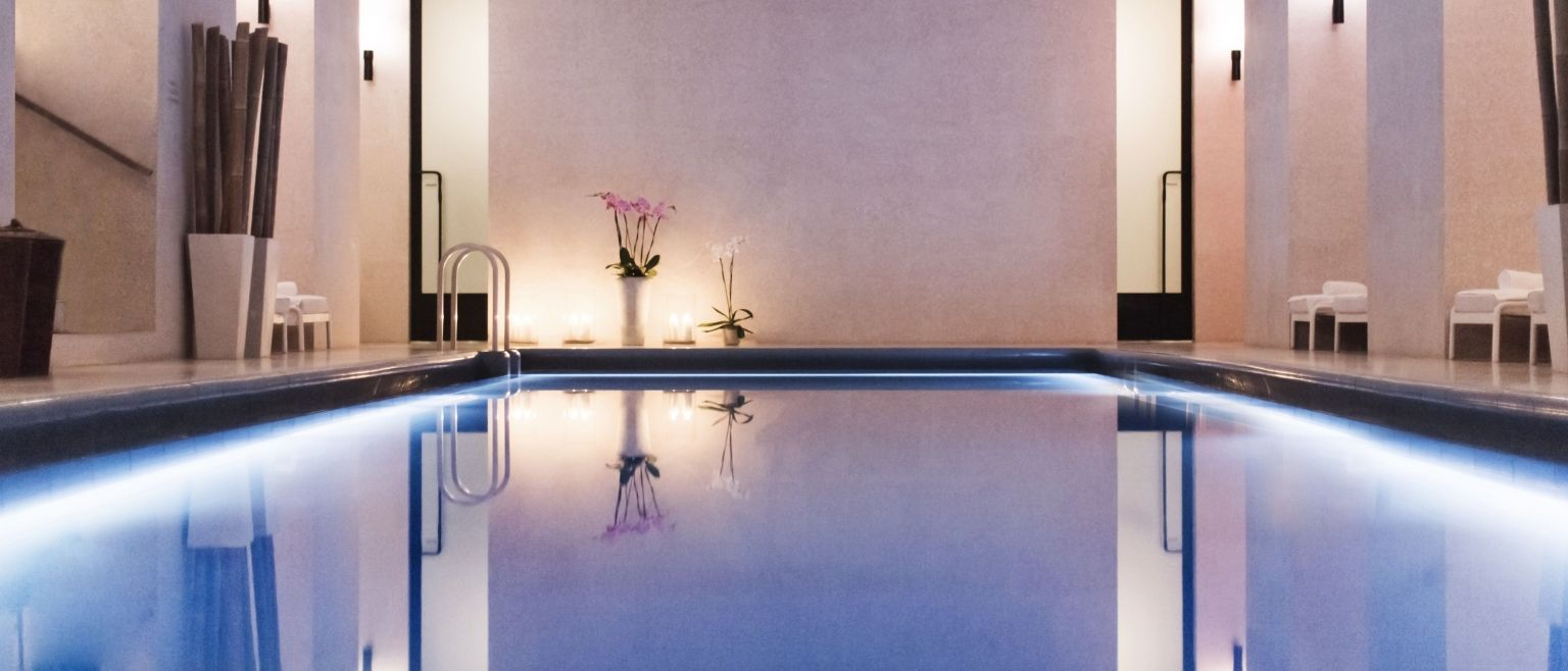 Akasha Holistic Wellbeing Centre at Hotel Cafe Royal London