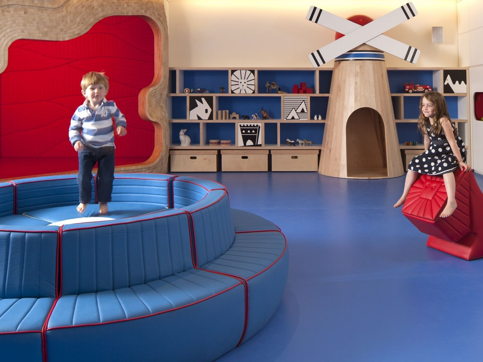 Children's Play Center | David Citadel Hotel