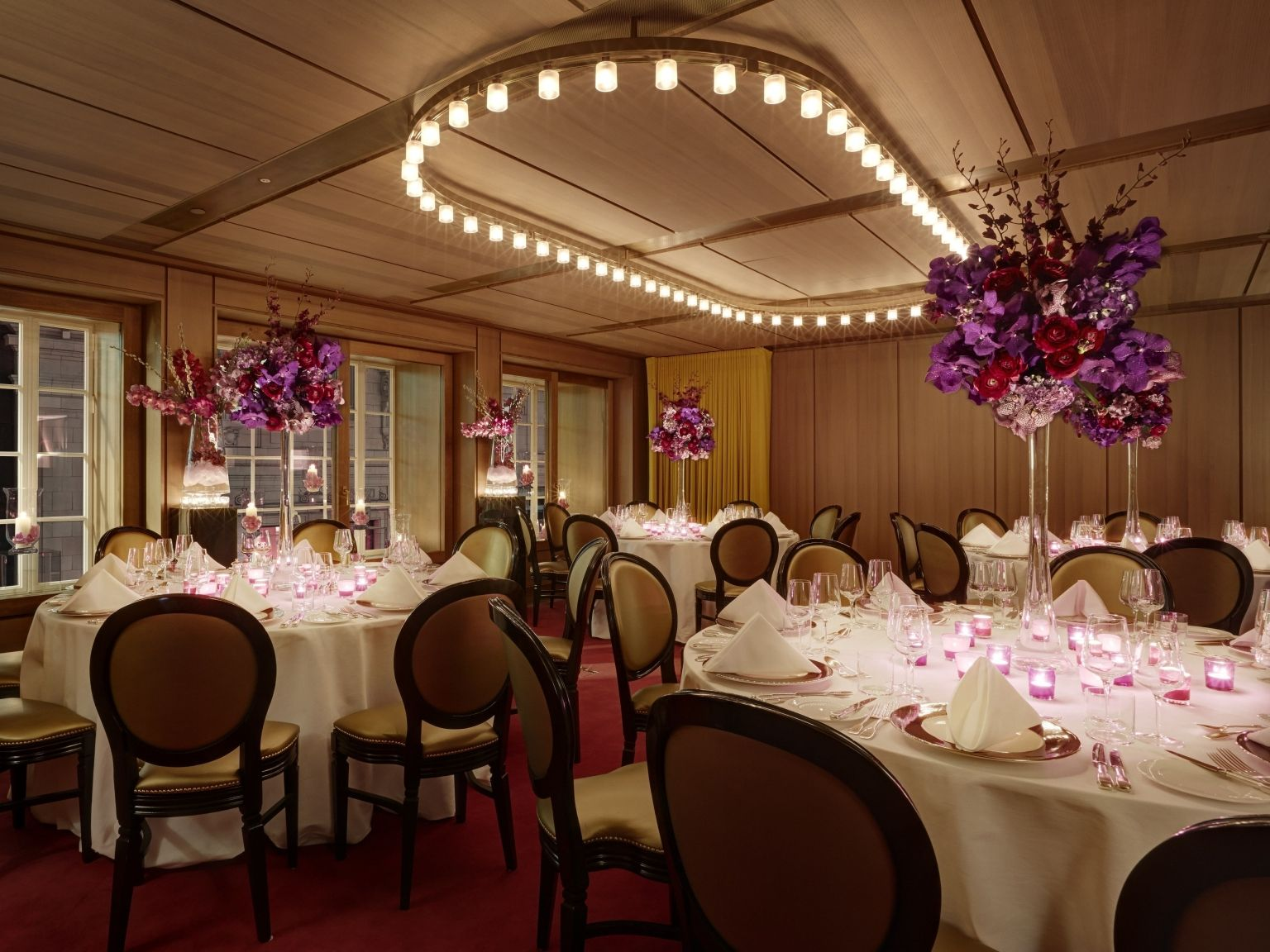 event and meeting spaces hotel cafe royal london