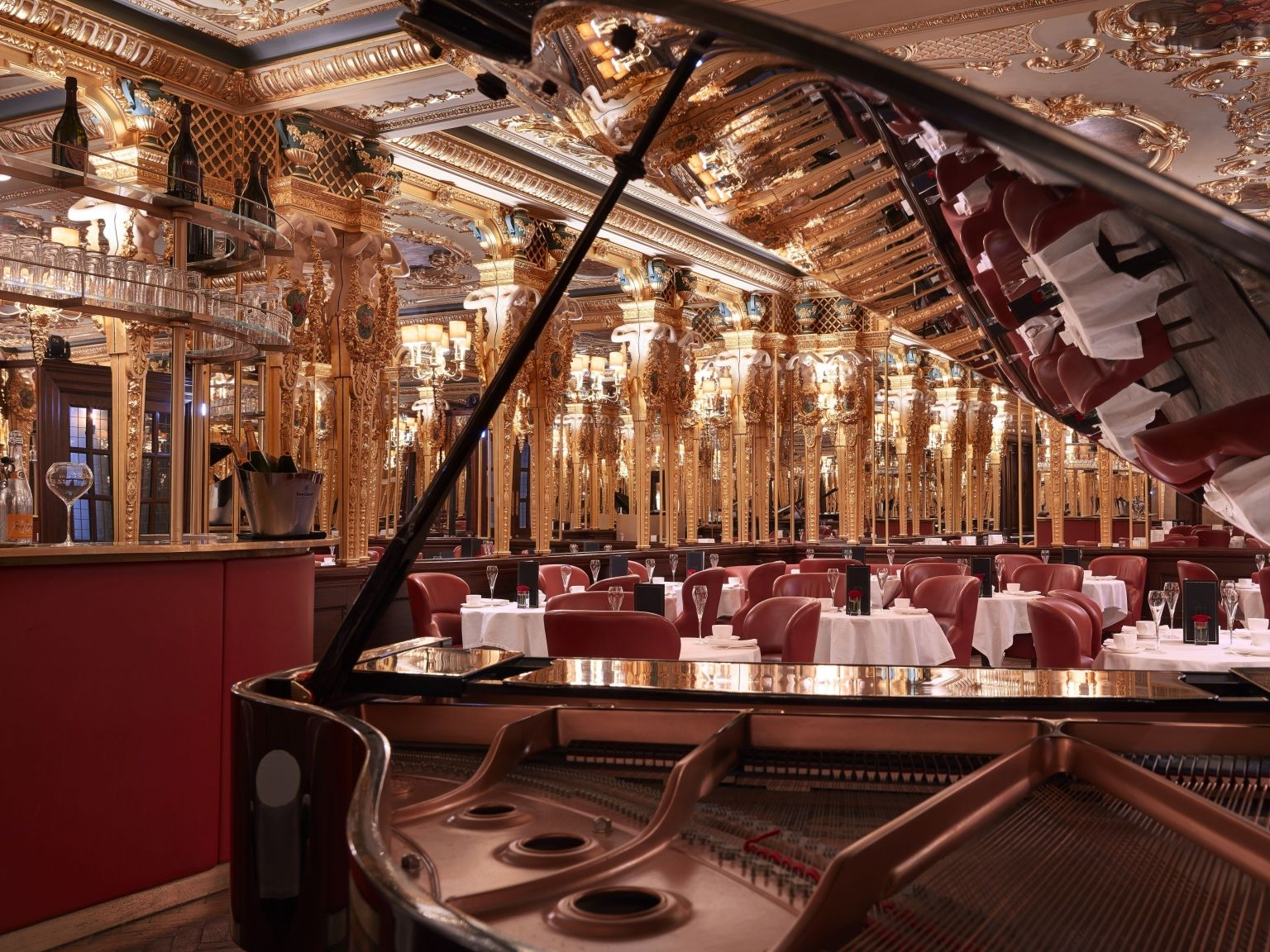 luxury hotels london | hotel café royal