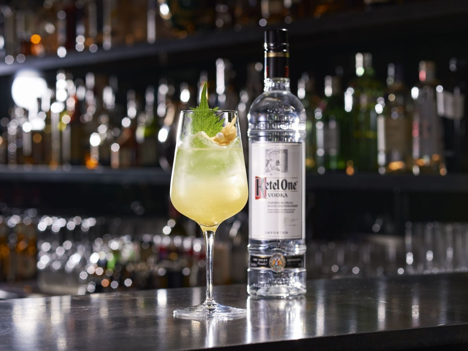 Ketel One cocktail Hotel Cafe Royal Green Bar Shaun Leane Lee Alexander McQueen London Craft Week 2017