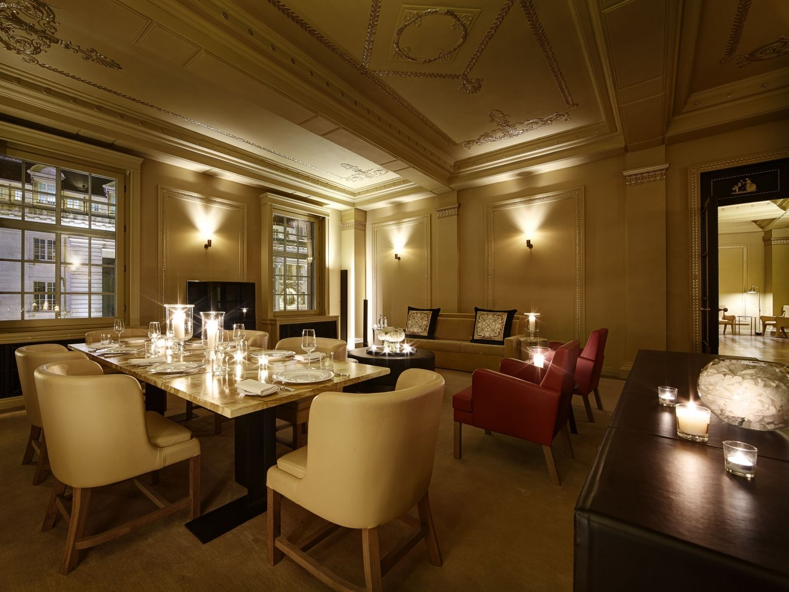 Suite Presidential | Hotel Café Royal Londres