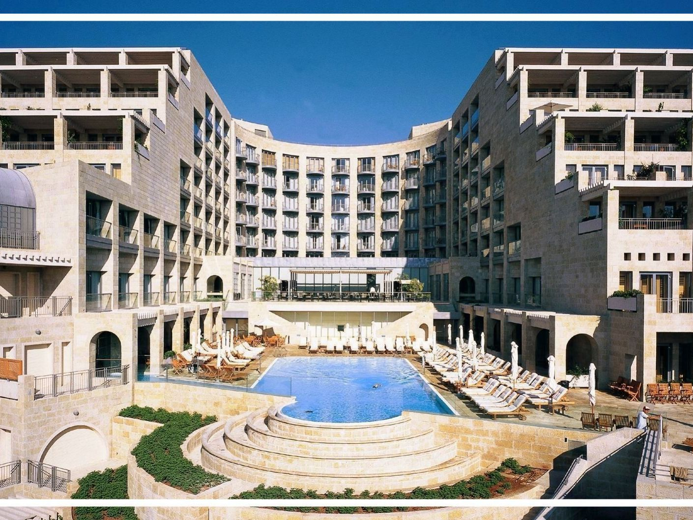 Jerusalem hotels hotels in jerusalem david citadel hotel for Hotels jerusalem