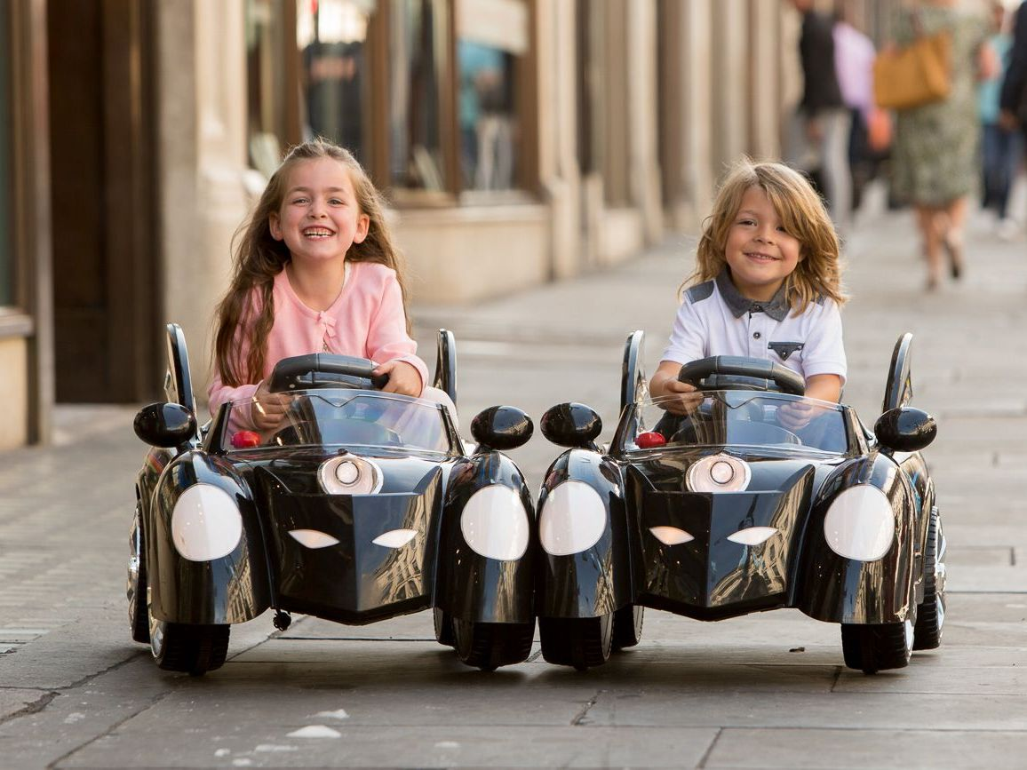 family time package with Hamleys Hotel Cafe Royal London