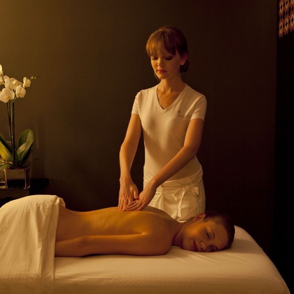 Spa & Relaxation  | Mamilla Hotel